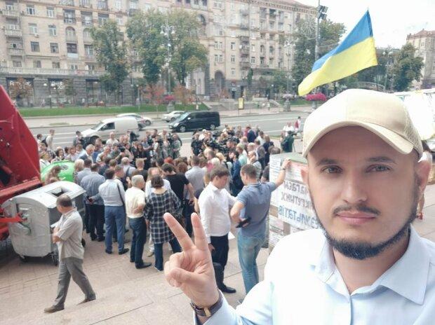 Сергей Бригадир: «Киевские чиновники хотят под прикрытием освоить 7 млрд. на строительстве мусоросжигательных заводов»