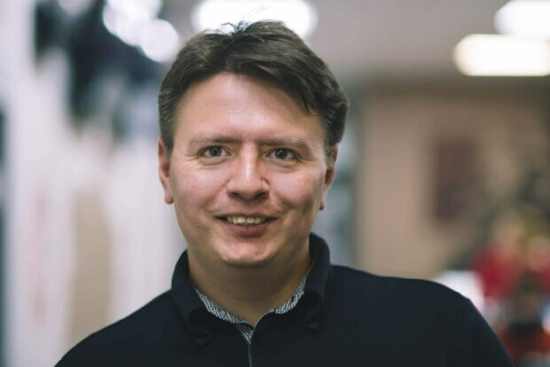 Олександр Верголяс