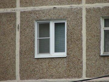 Дом — окно