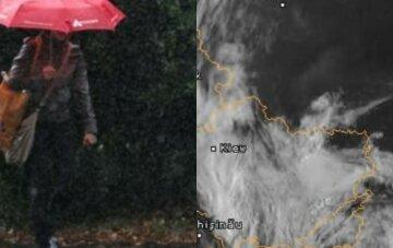 Атмосферний фронт накриє Україну перед вихідними: як зміниться погода