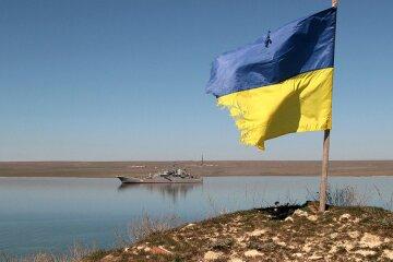 украина прапор крым азовское море
