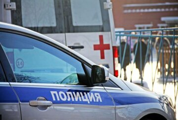 скорая, полиция, РФ