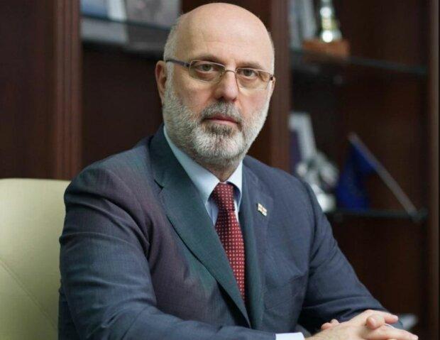 Грігол Катамадзе розкрив, як литовський досвід допоможе Україні в боротьбі з фінансовими злочинами