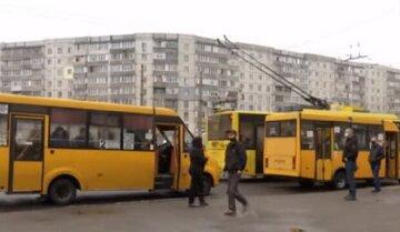 Тотальный карантин в Украине: одесситам сообщили, что будет с транспортом после Нового года