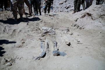 У Сирії знайшли масові поховання жертв ІДІЛ