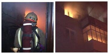 Комунальна квартира загорілася в центрі Одеси, два десятки рятувальників зробили все можливе: кадри НП
