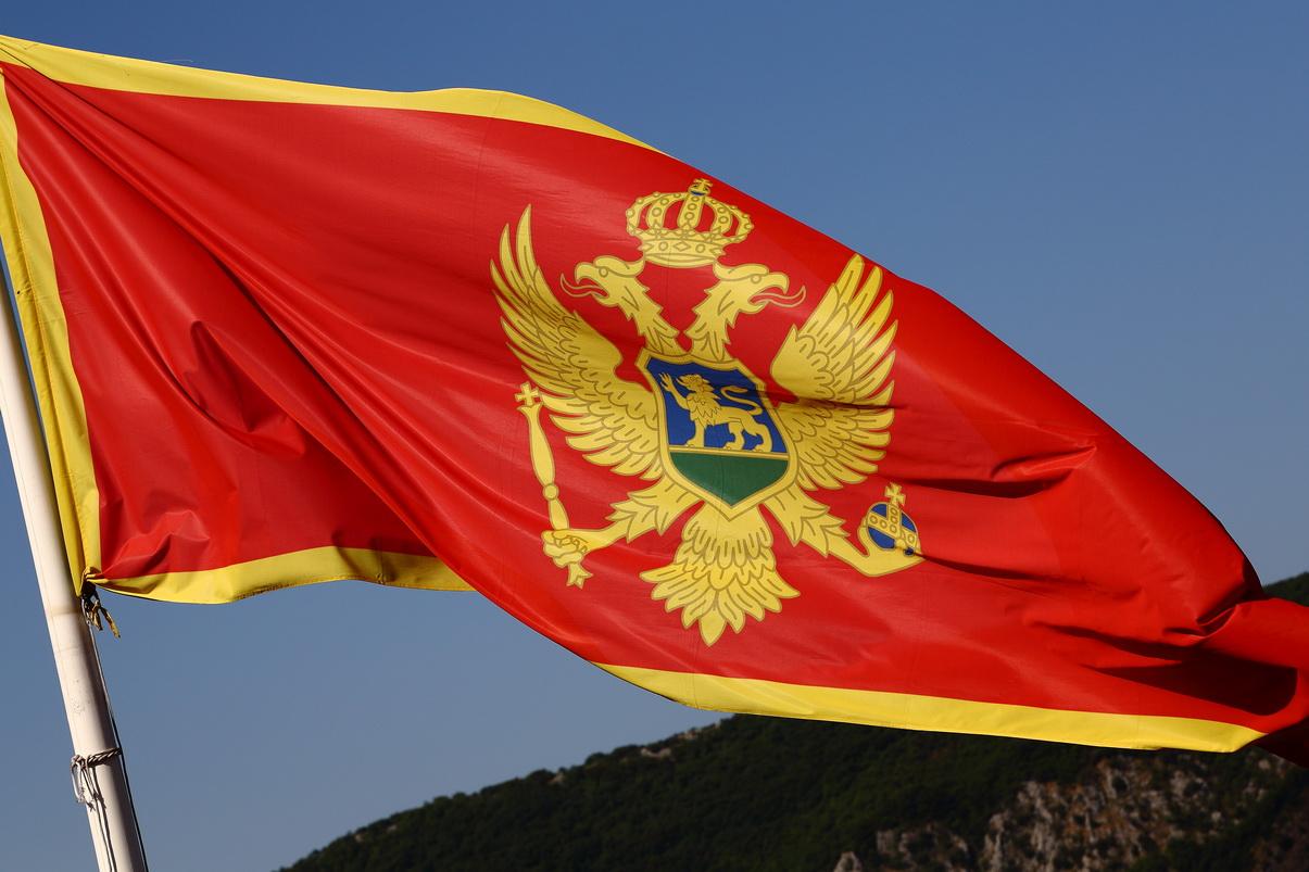 флаг черногории фото нашем