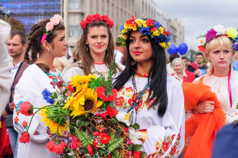 украина картинки люди кратко традиционных