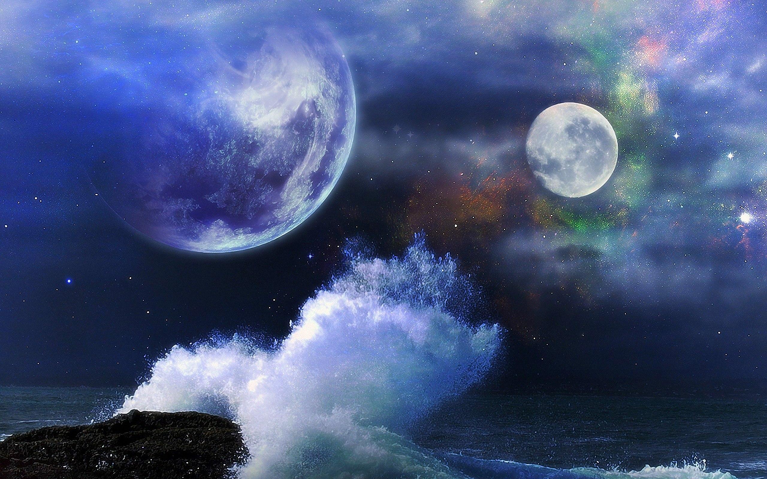 это было картинки два луны данным