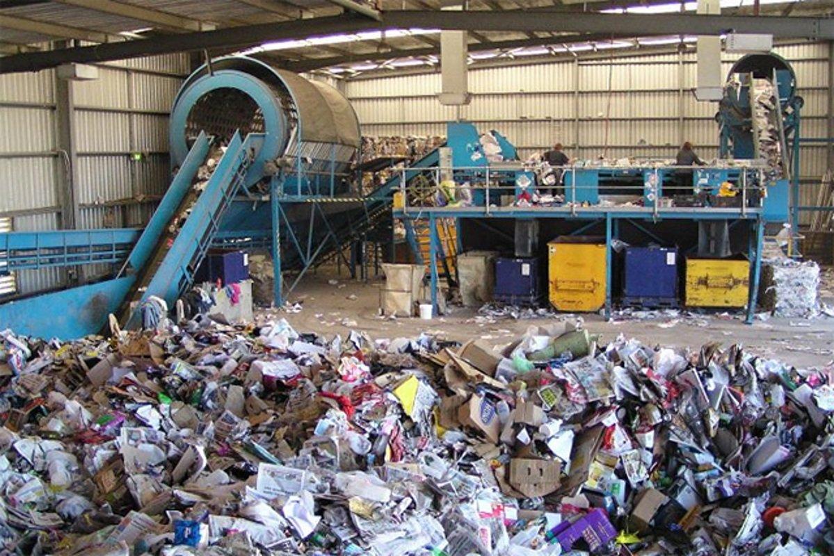 мусорный завод картинки обезьянками