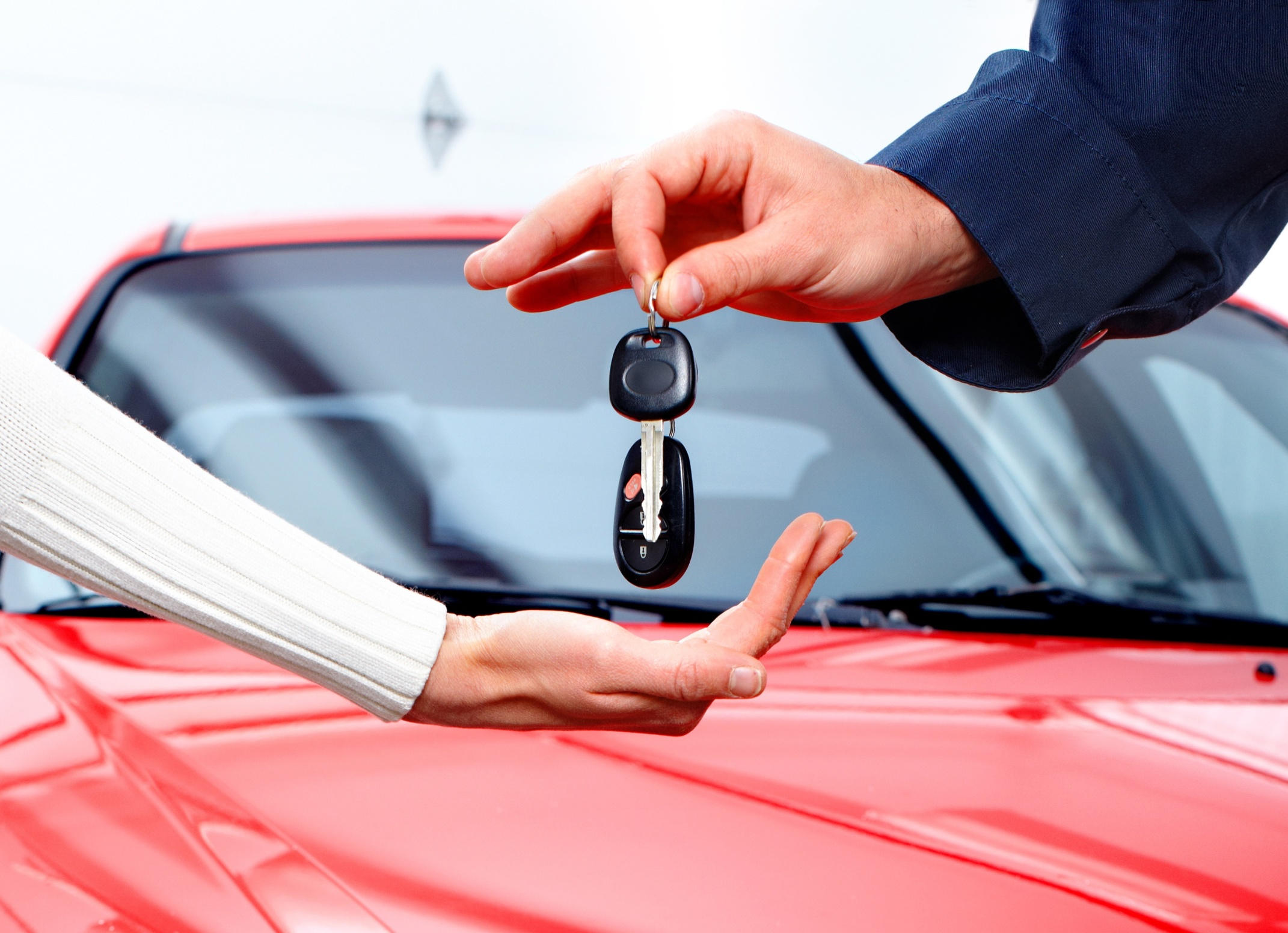 Картинка продажи автомобиля