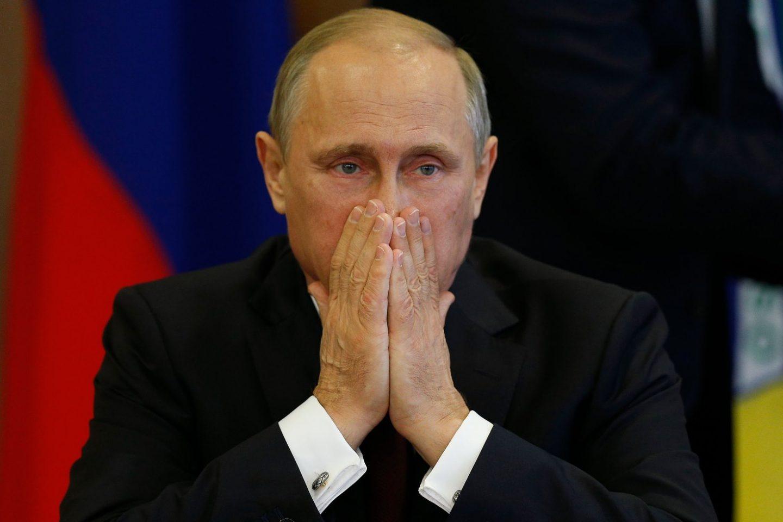 А Путин не тот: украинцы увидели то, что