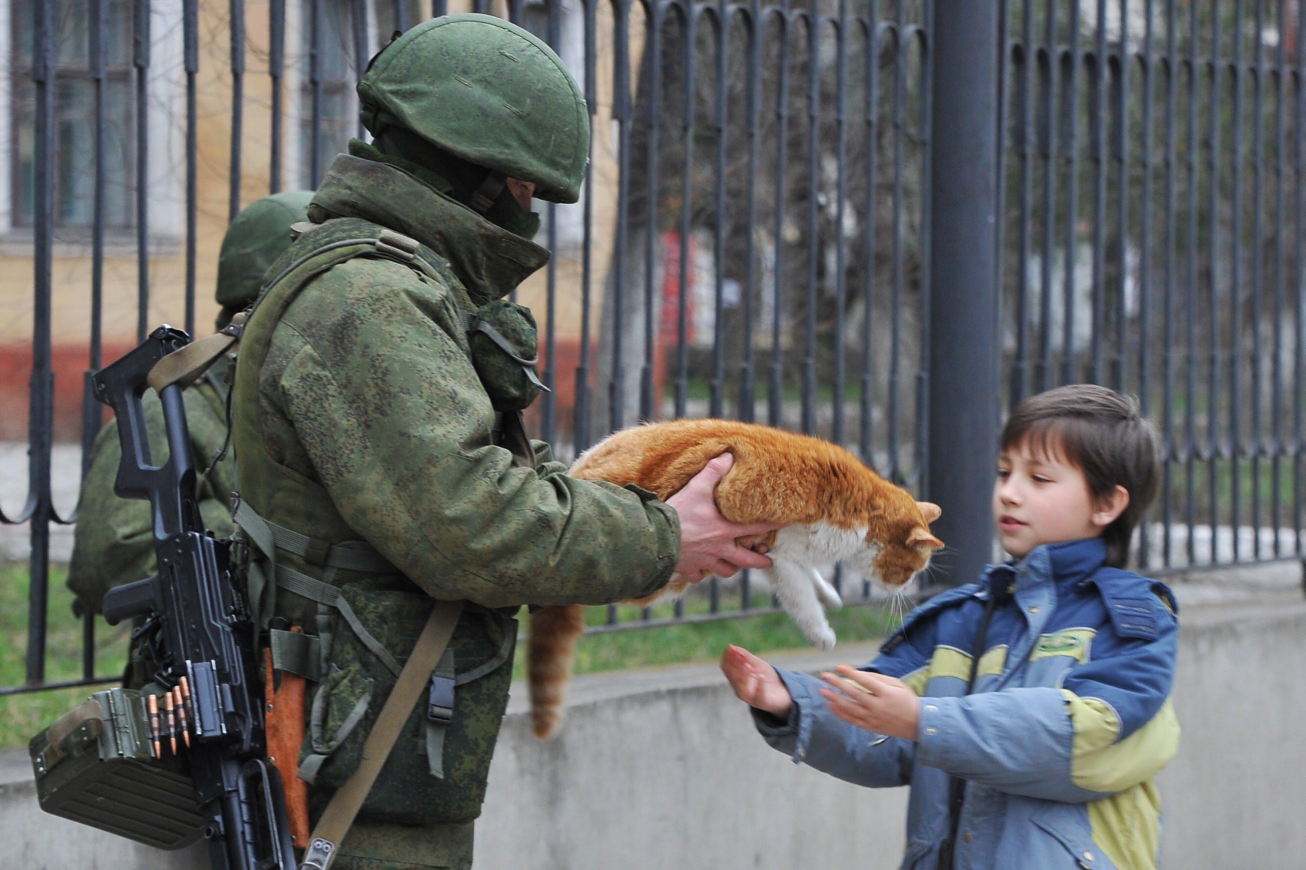 Вежливый Крым