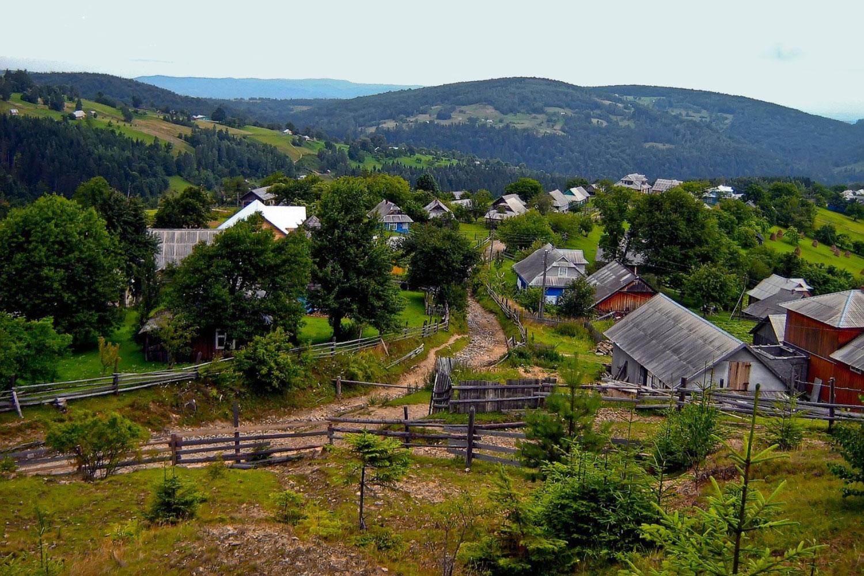 Фото села микуловцы украина