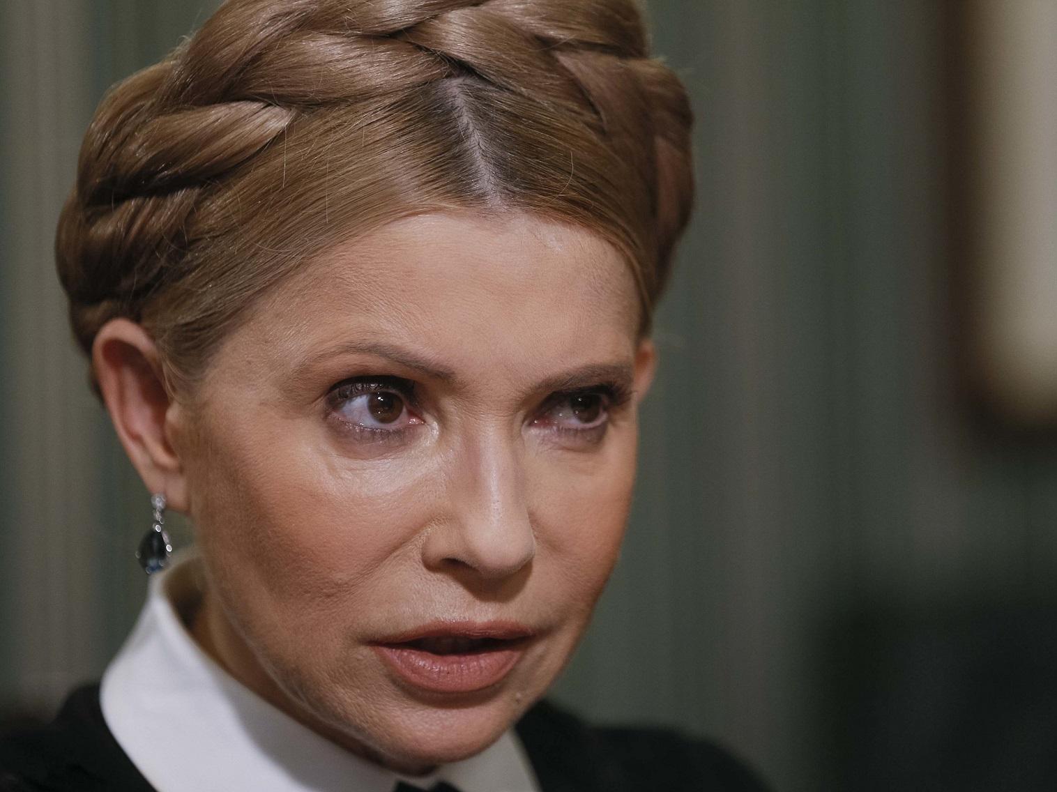 """Юлия Тимошенко: """"газовая принцесса"""" с прицелом на трон. Politeka"""