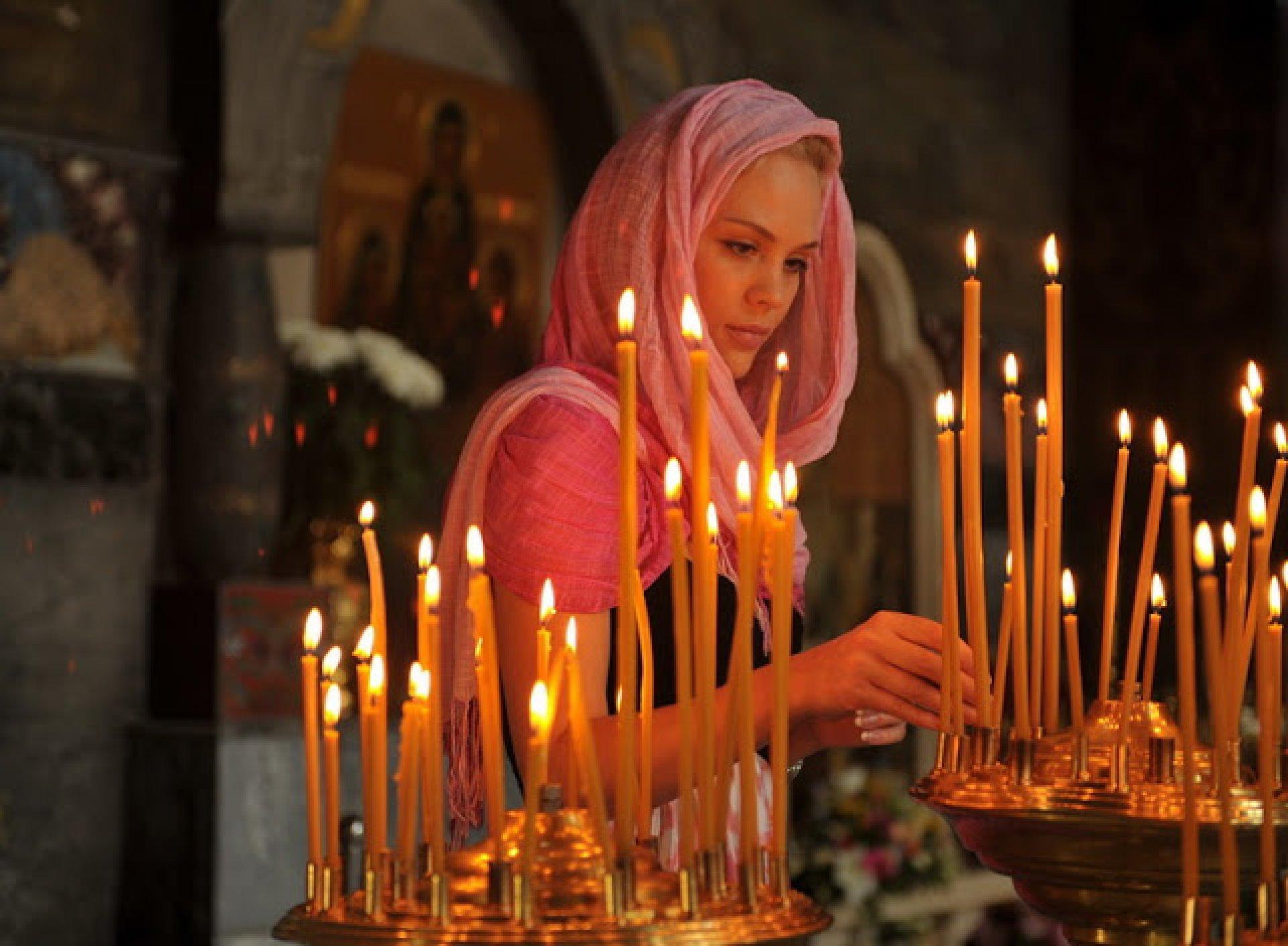 Свечи ставить церковь ходить во в и сне
