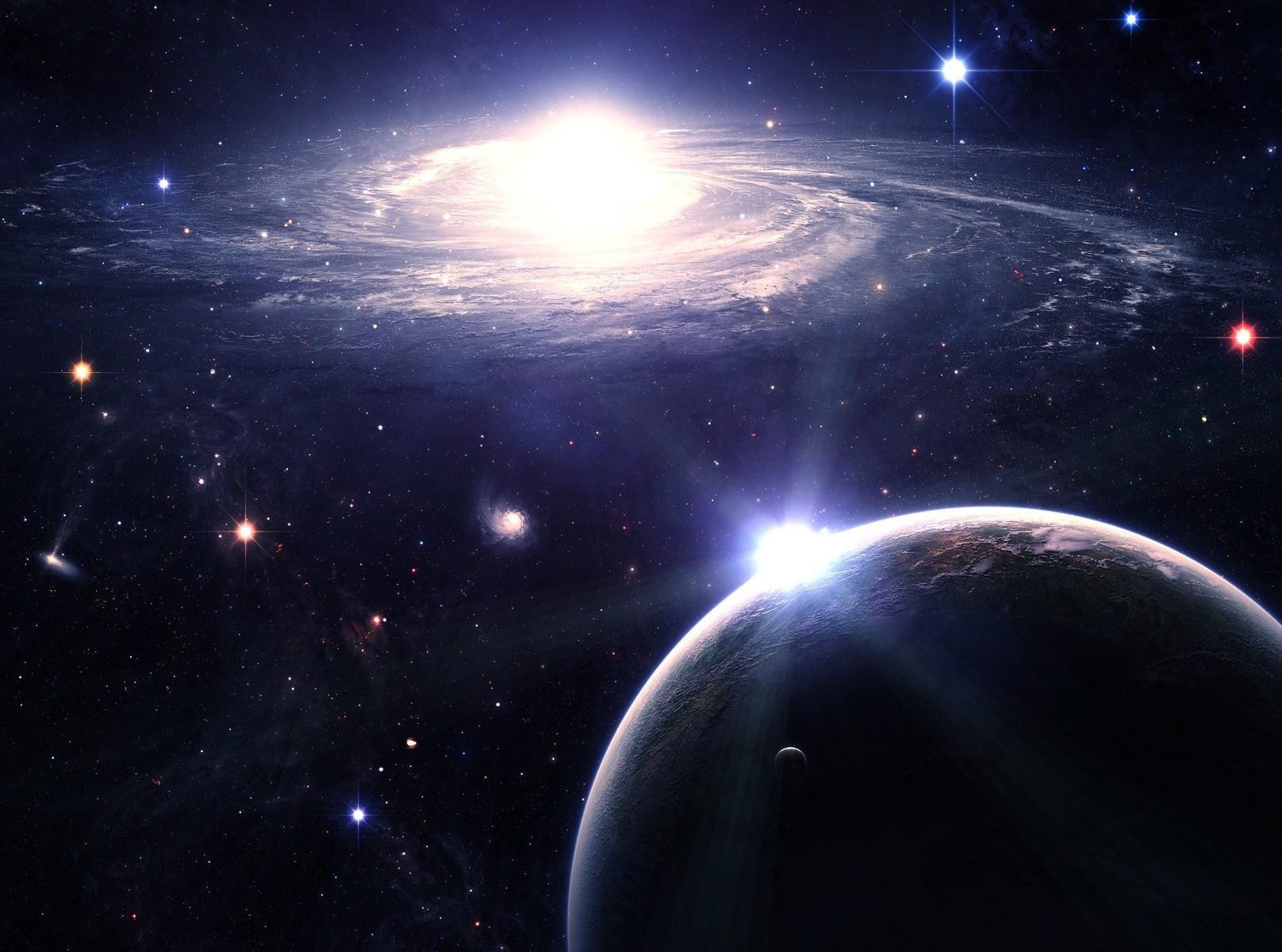 Картинки вселенной из космоса