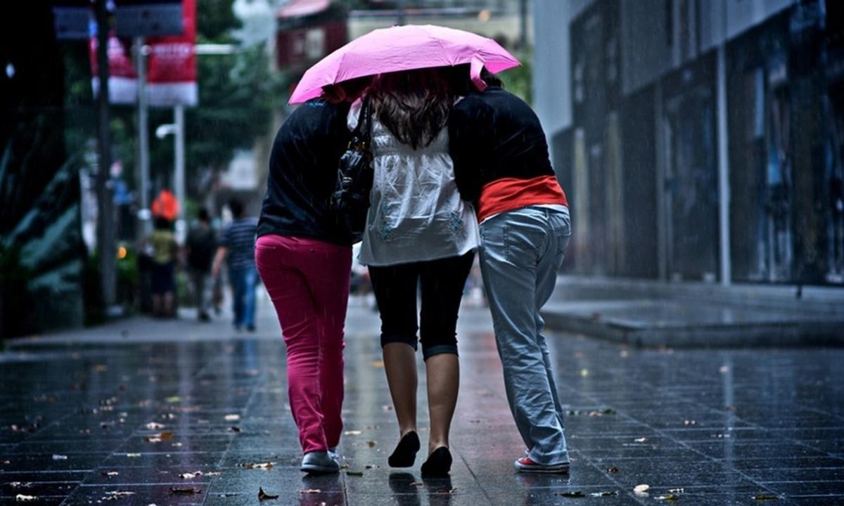 Картинки с людьми и погодой