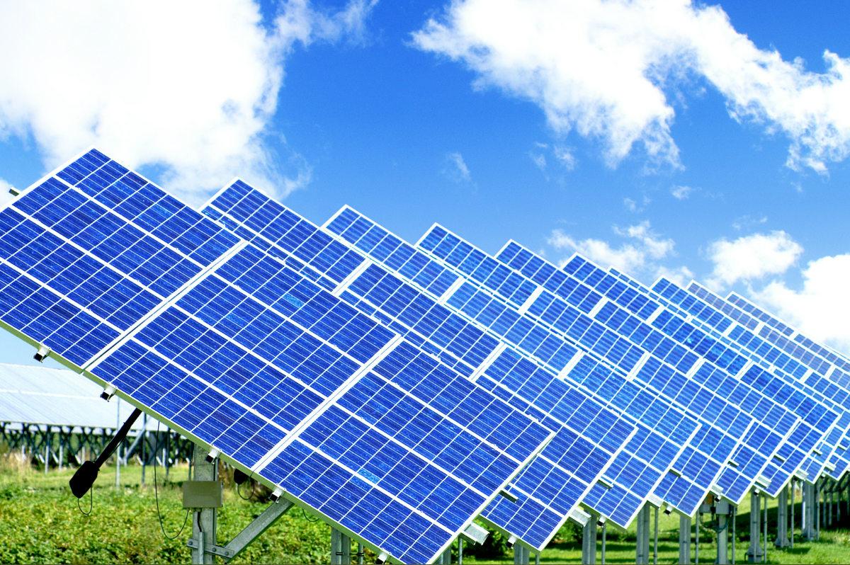 Черепица на солнечных батареях