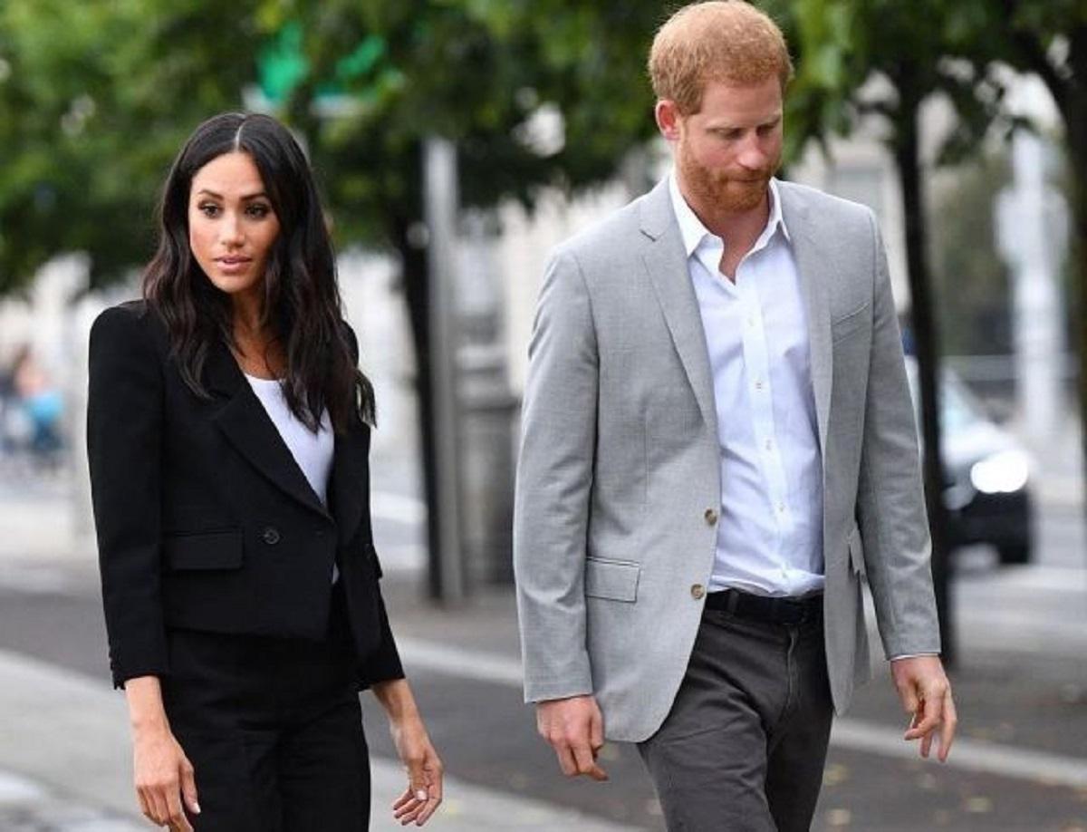 Принц Гарри раскрыл детали скандала с Меган Маркл