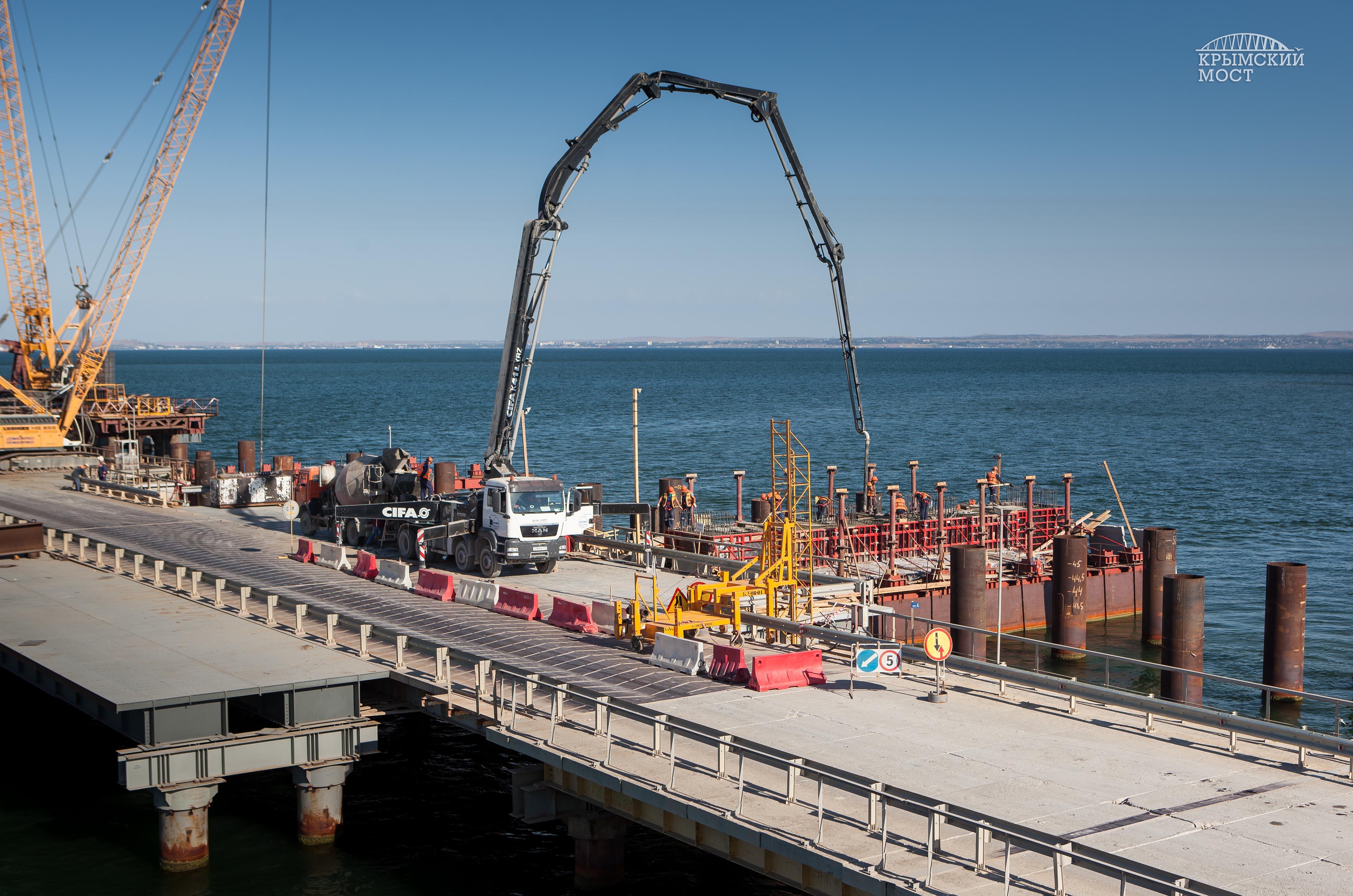 менее полезны фото строителей керченского моста магазина сувениров выгодное