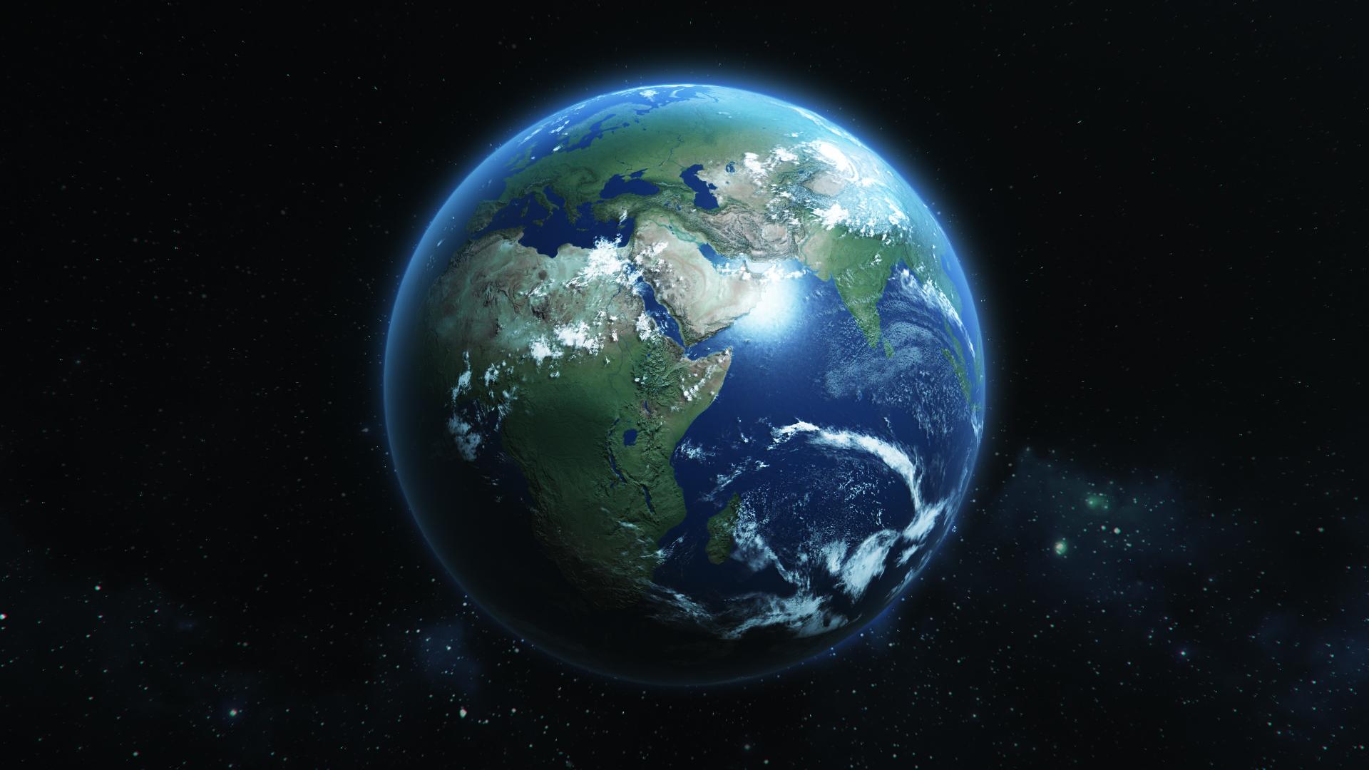 Обои На Рабочий Стол Земля