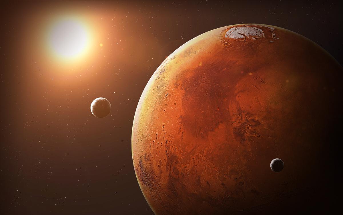 почти картинки марса планеты из космоса наши