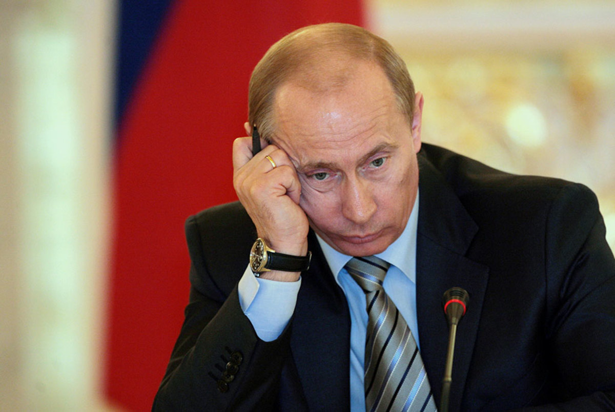 Путин и фантастика